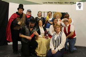 love rides the rail cast
