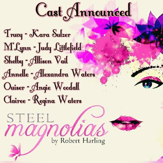 steel magnolias cast